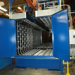 Cascade Batch Finishing Systems Parts Washer