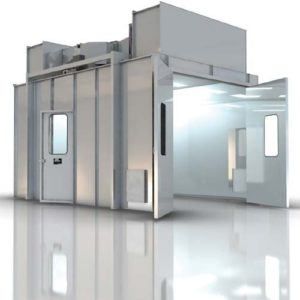 Industrial Drying Enclosure