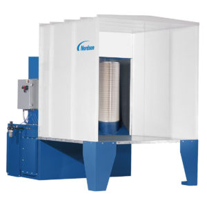 Nordson Econ-coat Powder Coating Booth