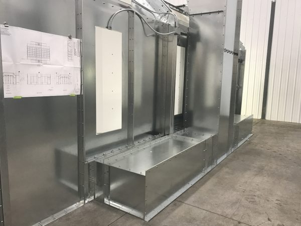 General Purpose Paint Booth